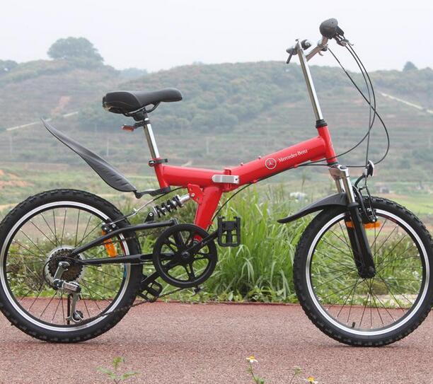 奔驰自行车