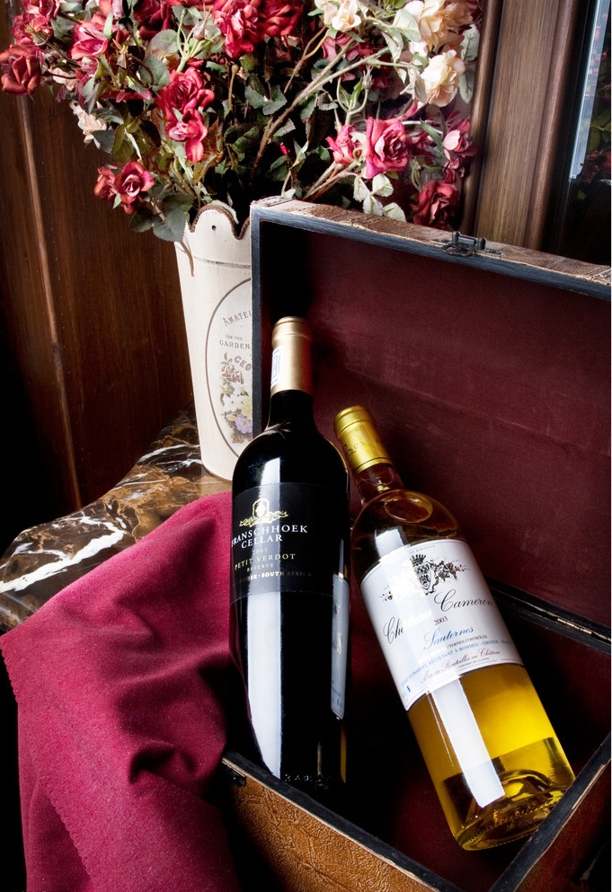 今朝美长城葡萄酒