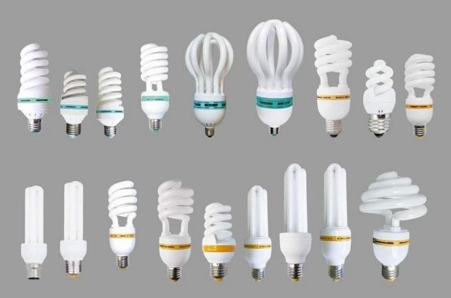节能灯具加工