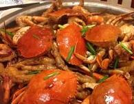 胖子肉蟹煲