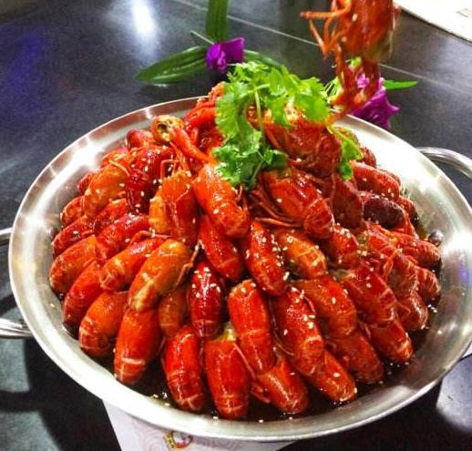 楚來情油燜大蝦