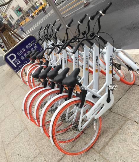 DDbiake单车