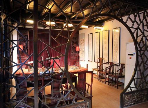 红猴新式茶馆