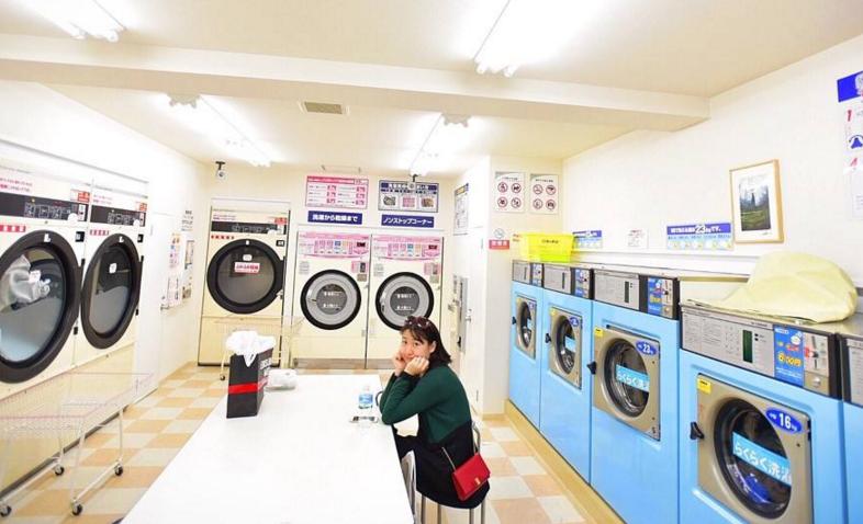 学校洗衣房