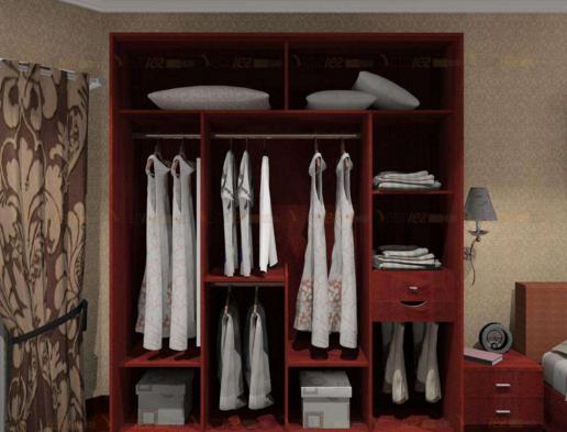 德鲁尼衣柜