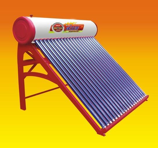 梓硕太阳能热水器