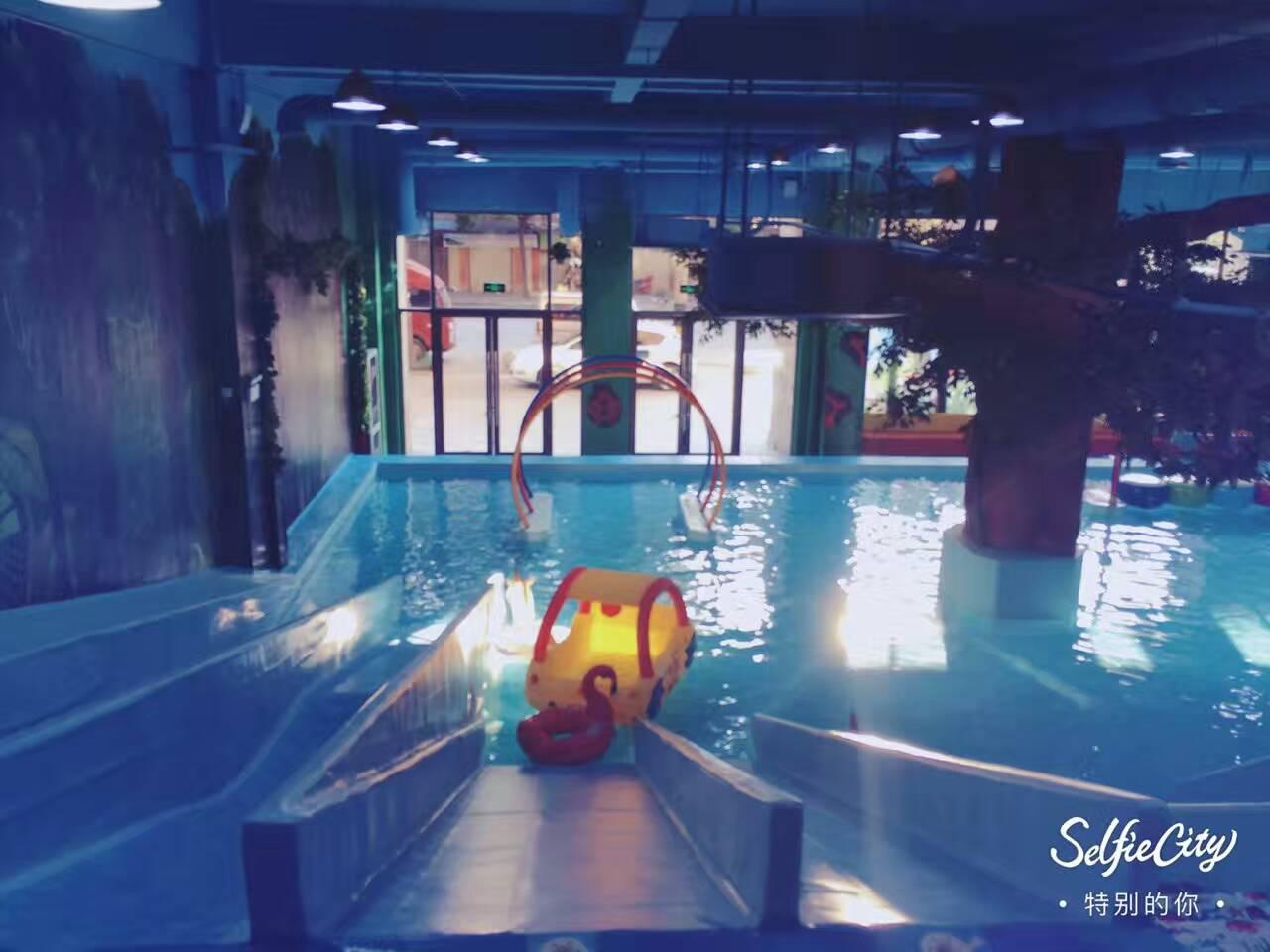 小蝌蚪儿童乐园安庆店