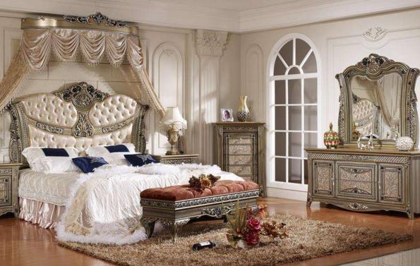 欧式家具的特点