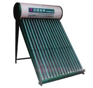 力帮太阳能热水器