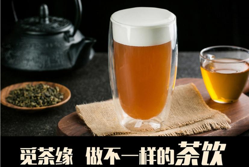 觅茶缘茶饮加盟