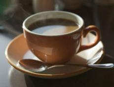 银杏叶咖啡