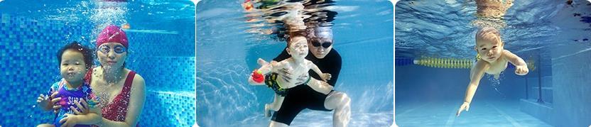乐游宝宝亲子游泳加盟