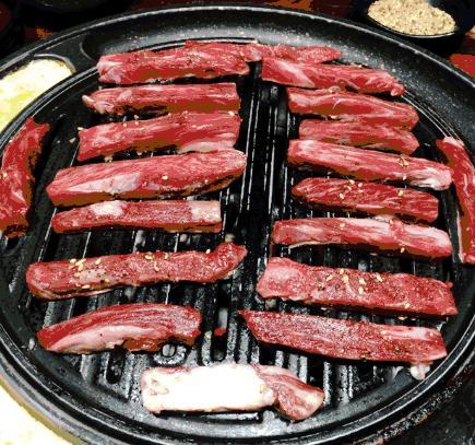 韓正園炭火烤肉