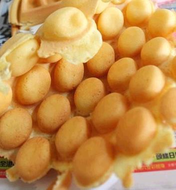 小米菓鸡蛋仔加盟