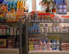 兒童用品店