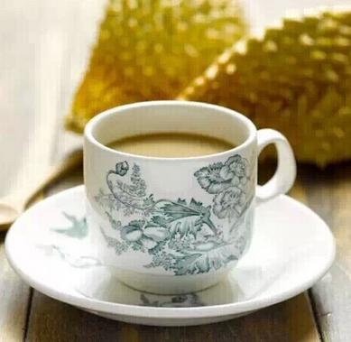 白咖啡加盟
