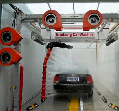 洗车机加盟
