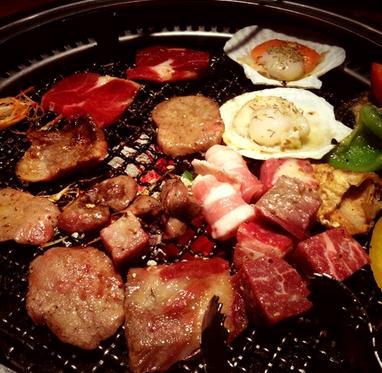 韩疯味自助烧烤