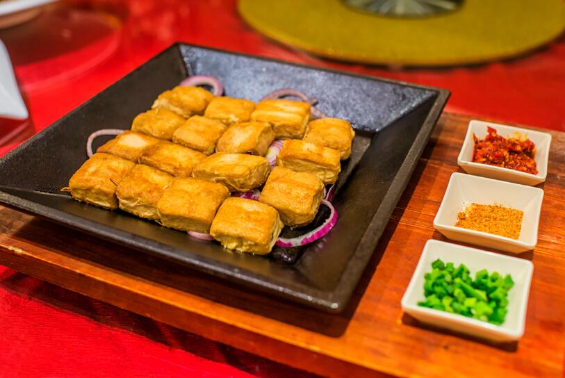 毛豆腐加盟