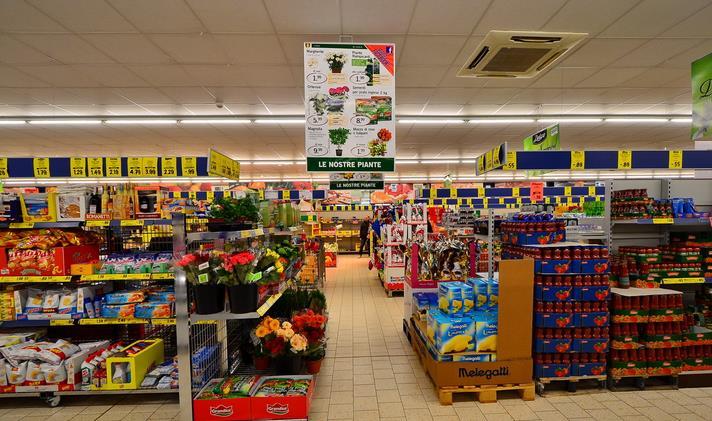 超市连锁加盟
