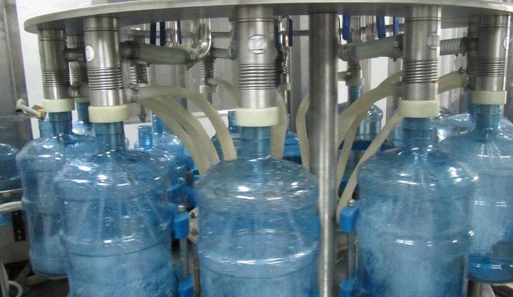 桶装矿泉水加盟