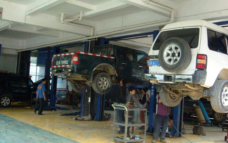 汽车修理厂加盟