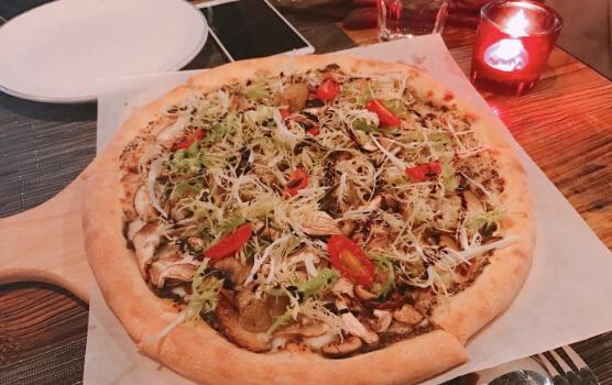 百特喜披萨:哪种食物很好吃?
