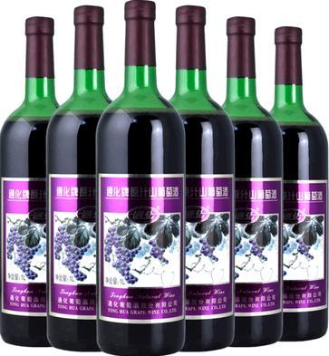 通化红葡萄酒