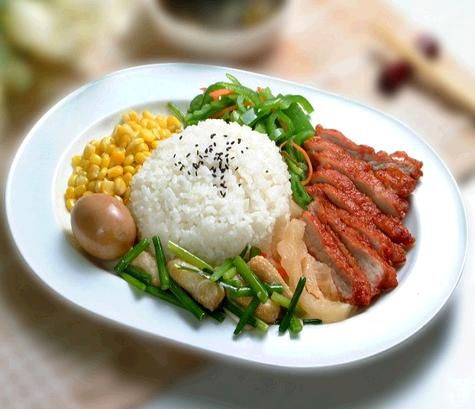 海味和中式快餐
