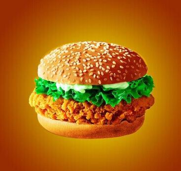 马博士炸鸡汉堡