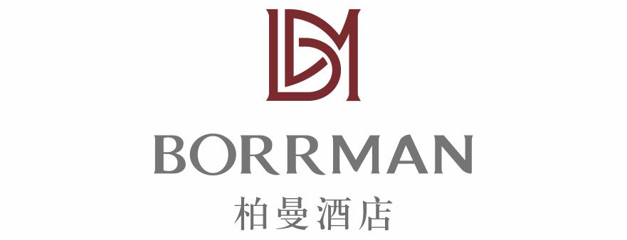 柏曼酒店品牌logo