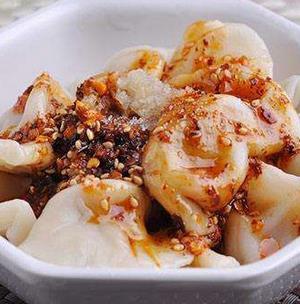 杜家红油水饺