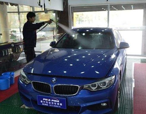 車寶姆智能移動洗車機