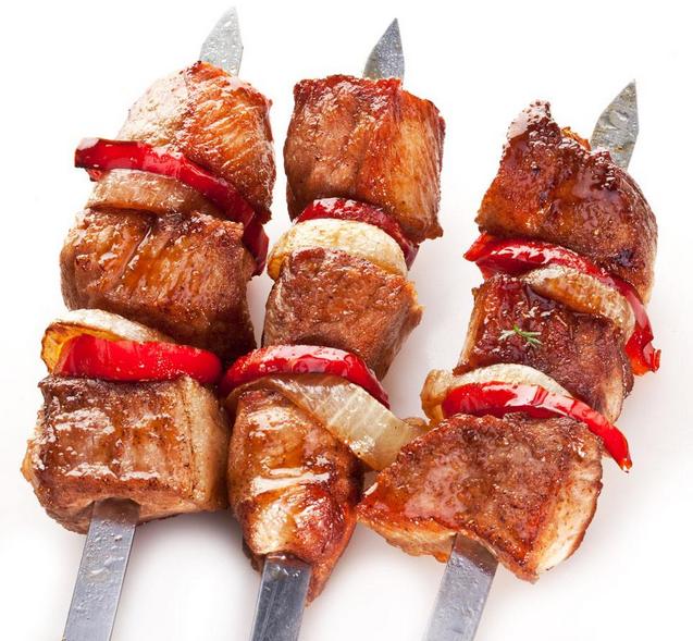 nikubarudakara烤肉
