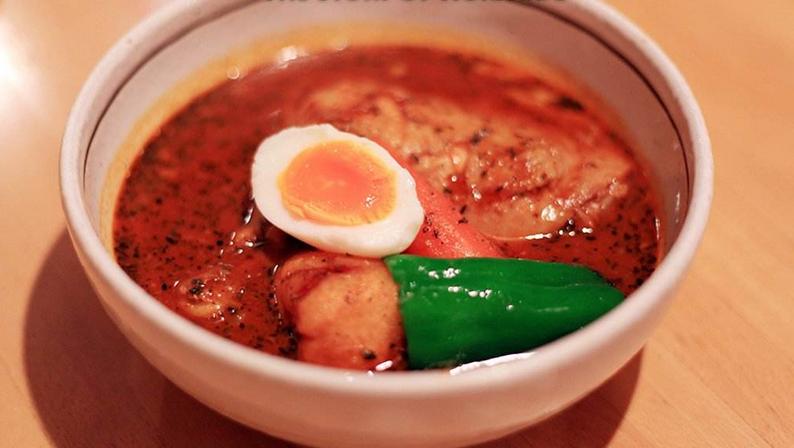 札幌汤咖喱suage加盟