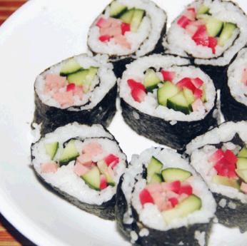 樱花雨寿司