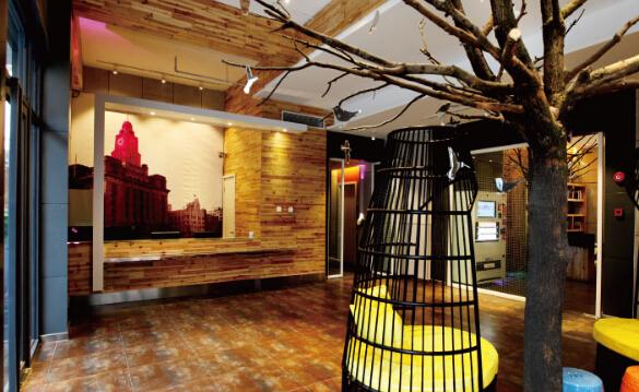 途客中国:在追求文艺的时代,酒店也有小资情怀