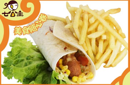 七公主:有菜有肉又有面,好吃健康不发胖