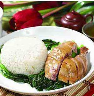 一鹵蒸鮮中式快餐