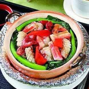 蒸不同中式快餐