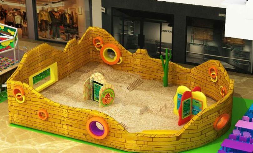 沙酷儿童主题乐园加盟