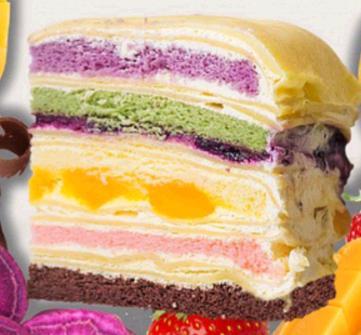 巧師傅千層蛋糕