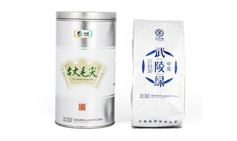中茶·武陵绿加盟