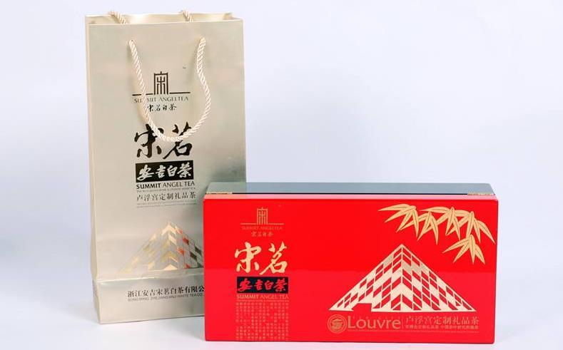 宋茗白茶加盟