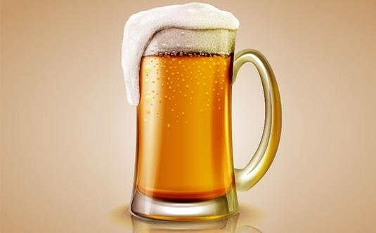 梁山雪啤酒