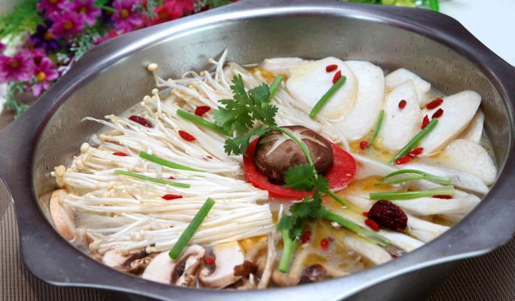 菌汤火锅加盟