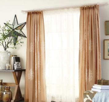 米蘭布藝窗簾