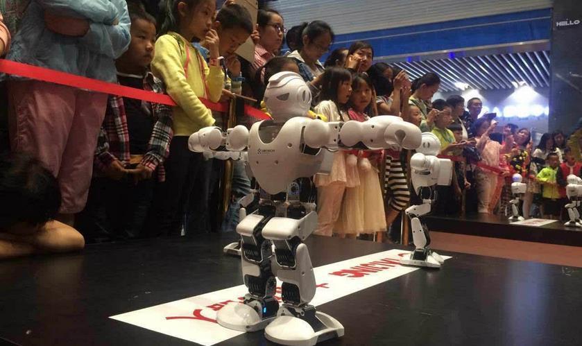 太敬机器人加盟