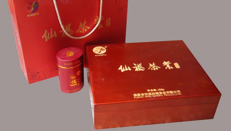 仙福茶叶加盟