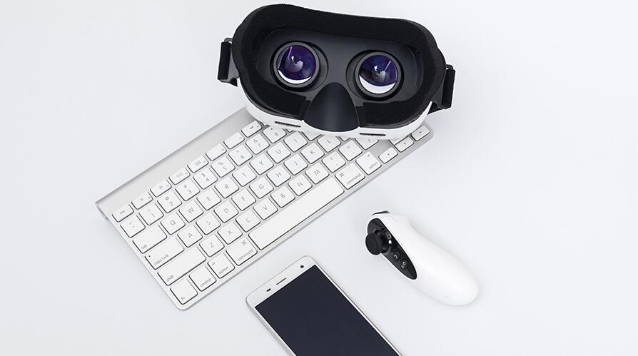 领真VR加盟